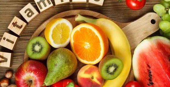 Macam Macam Vitamin Beserta Manfaatnya